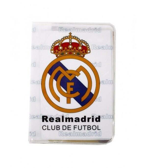Обложка для паспорта Реал Мадрид